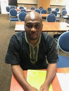 Mr. Ngcobo